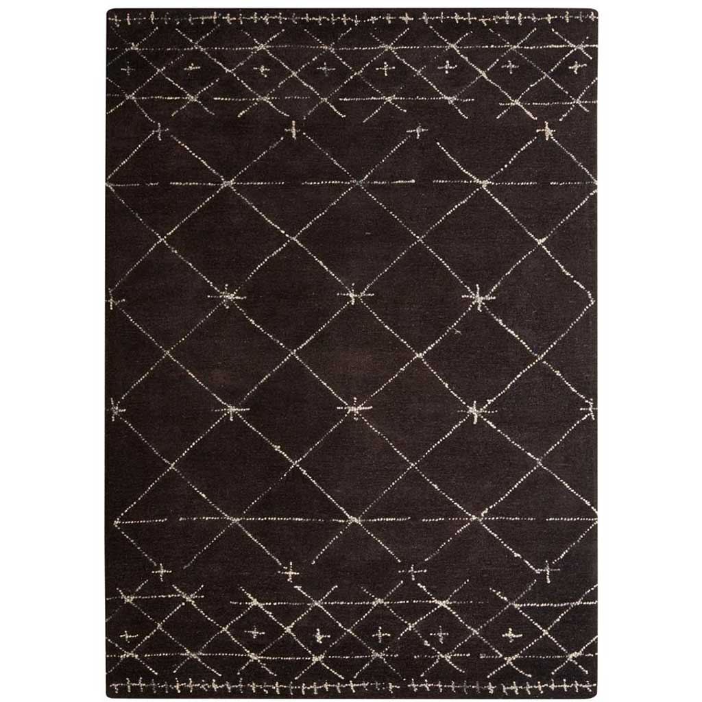 Etho Rhea Brown/Ivory Area Rug