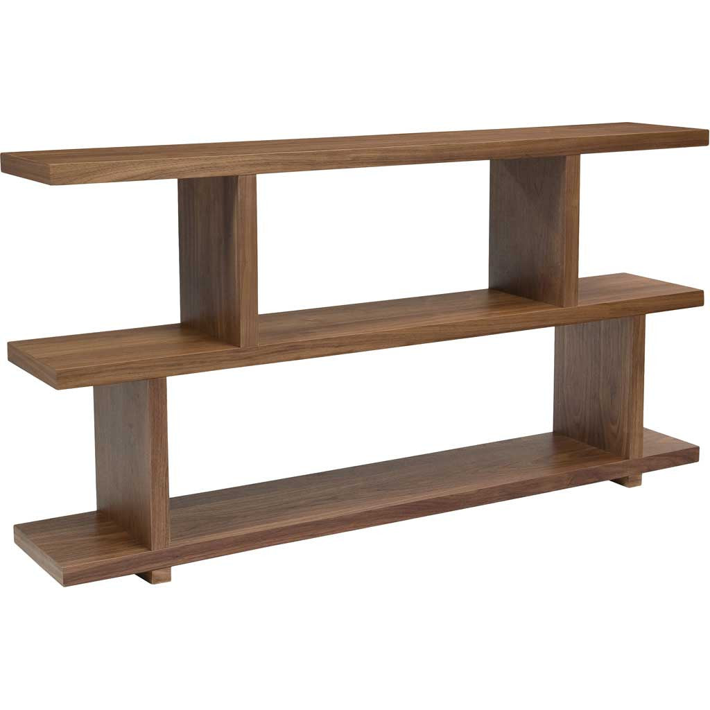Myles Shelf Small Walnut
