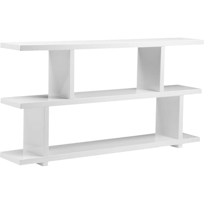 Myles Shelf Small White
