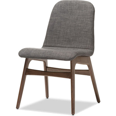 Ether Chair Dark Gray (Set of 2)