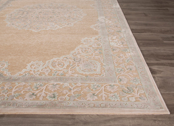 Fables Malo Ivory Beige Area Rug Froy