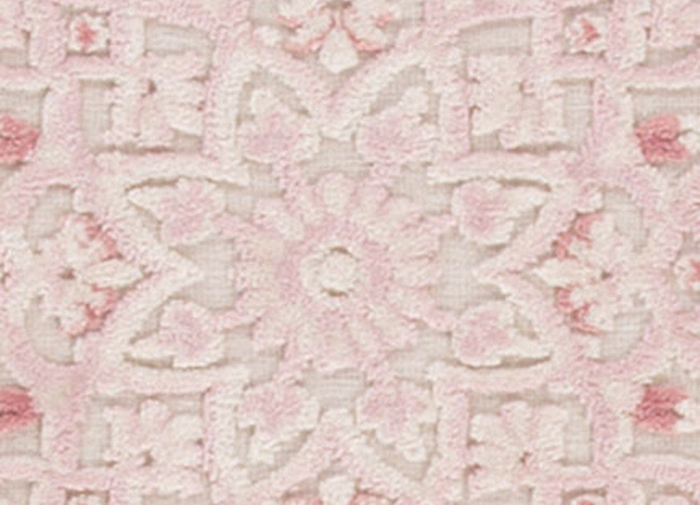 Fables Malo Ivory Pink Area Rug Froy Com