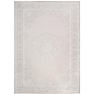 Fables Malo Ivory/Gray Area Rug