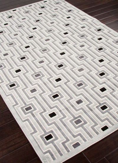 Fables Valiant White Area Rug