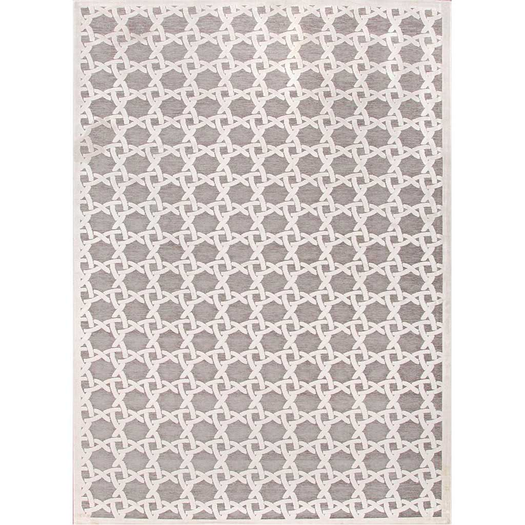 Fables Trella Gray/Cream Area Rug
