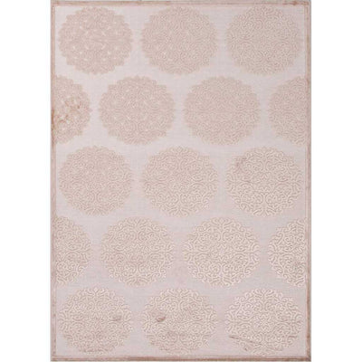 Fables Mythical Light Gray/Sand Shell Area Rug