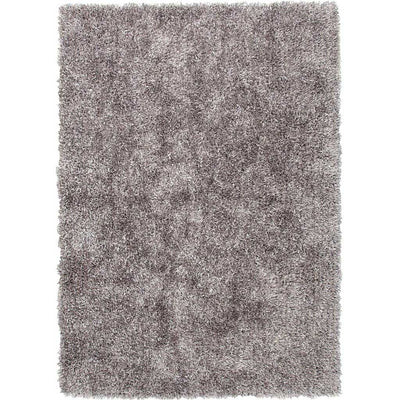 Flux Cool Gray Area Rug