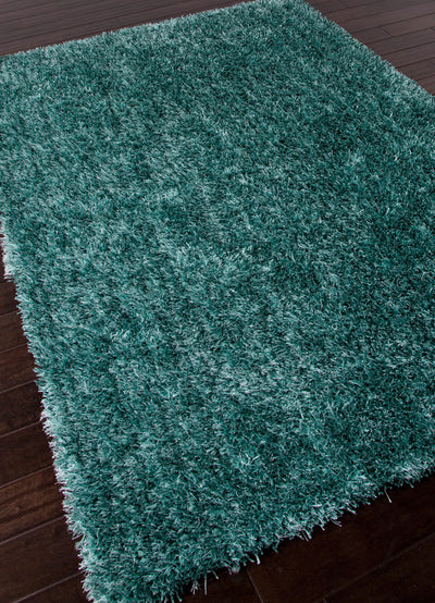Flux Smoke Blue Area Rug