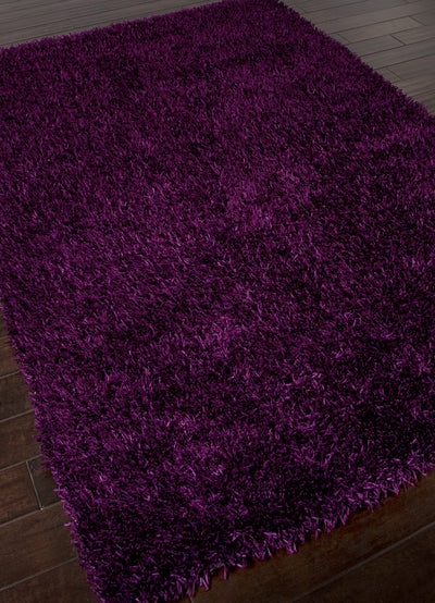 Flux Tulip Purple Area Rug