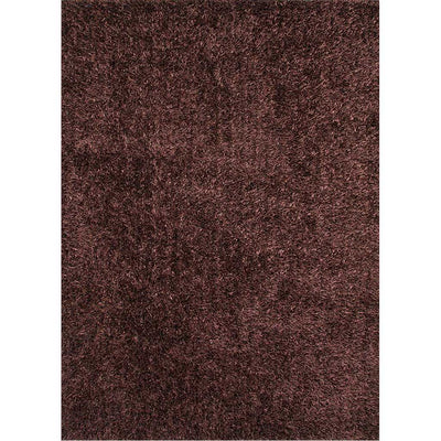 Flux Chocolate Area Rug