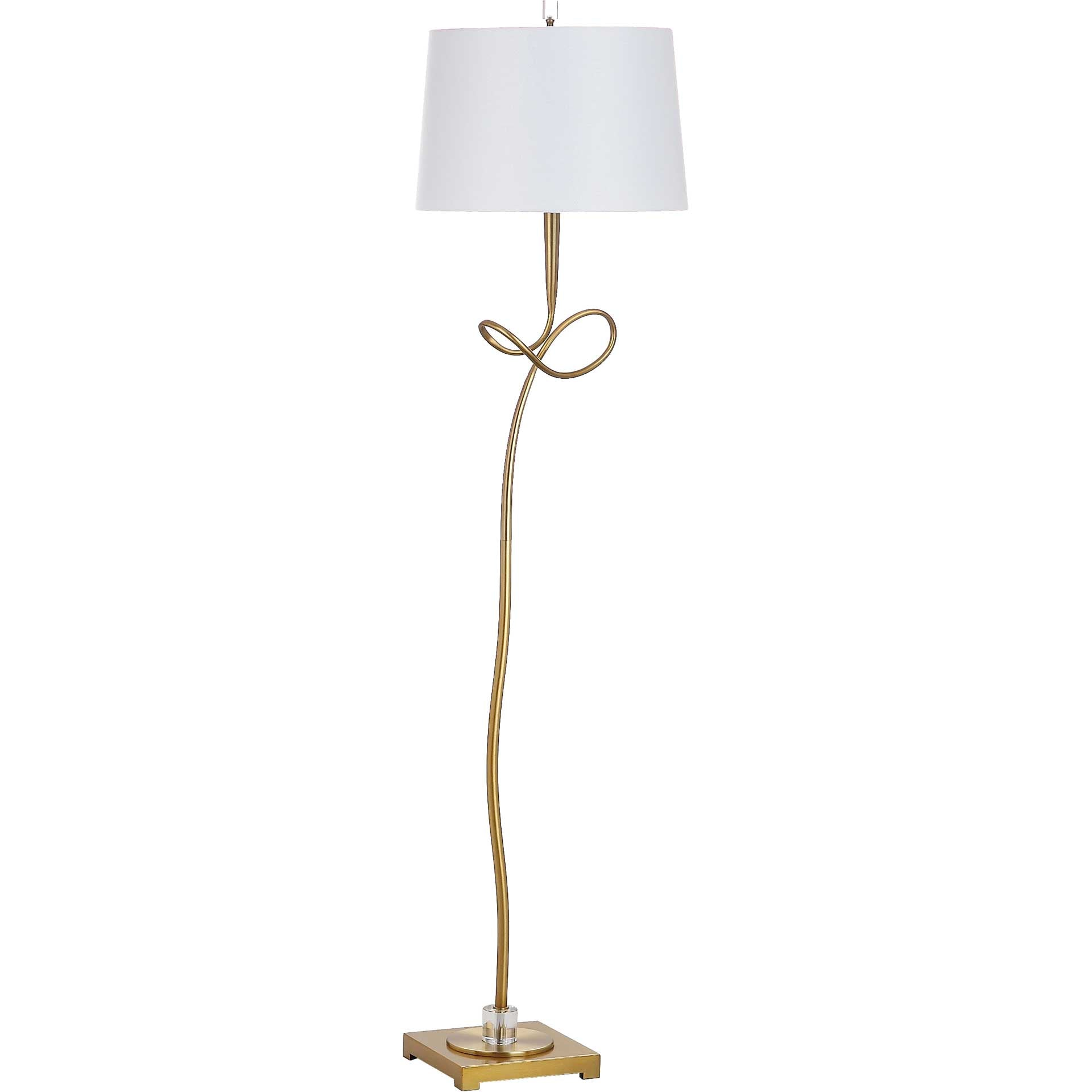 Linda Floor Lamp Gold