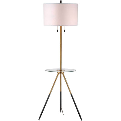Monserrat Floor Lamp Side Table