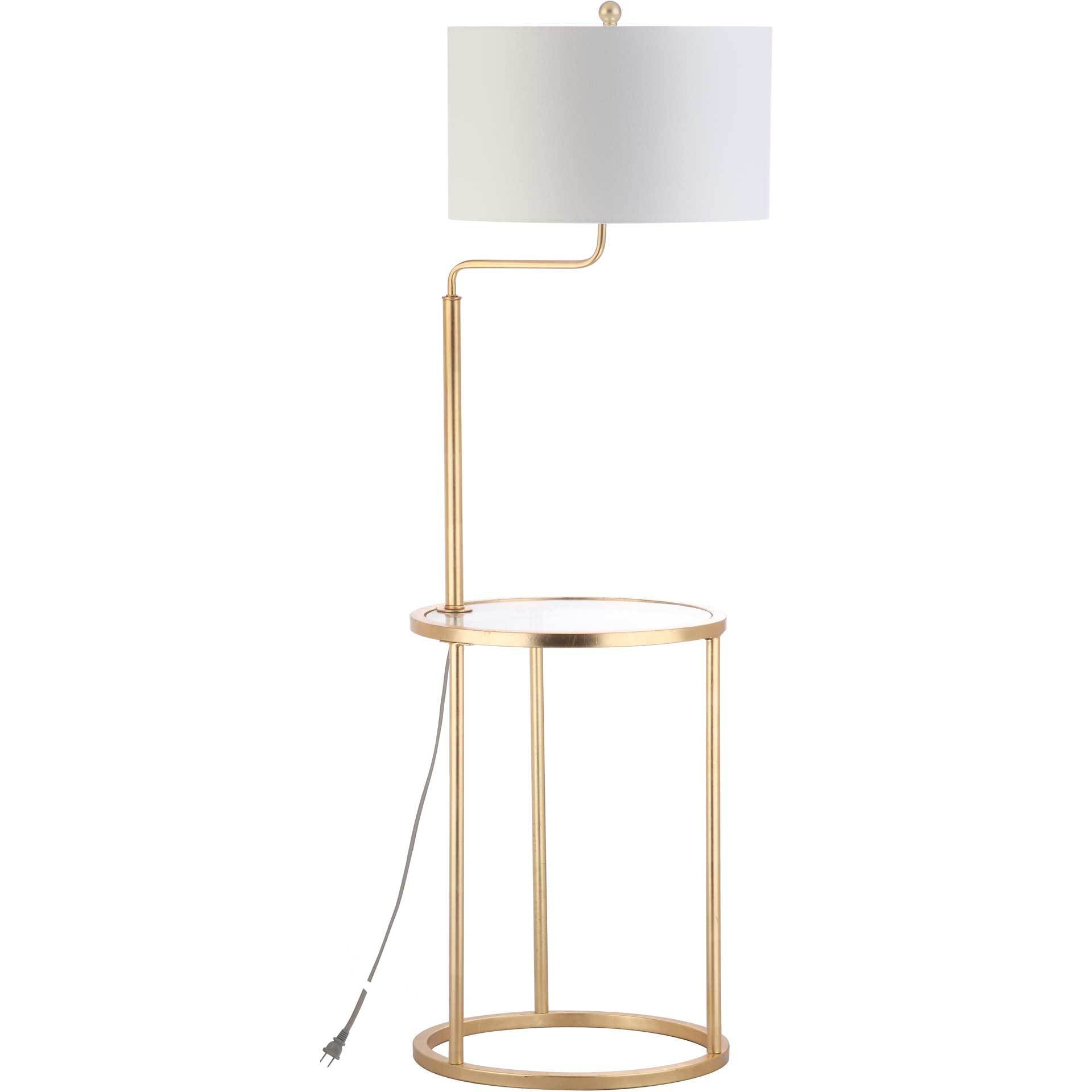 Cristian Floor Lamp Side Table