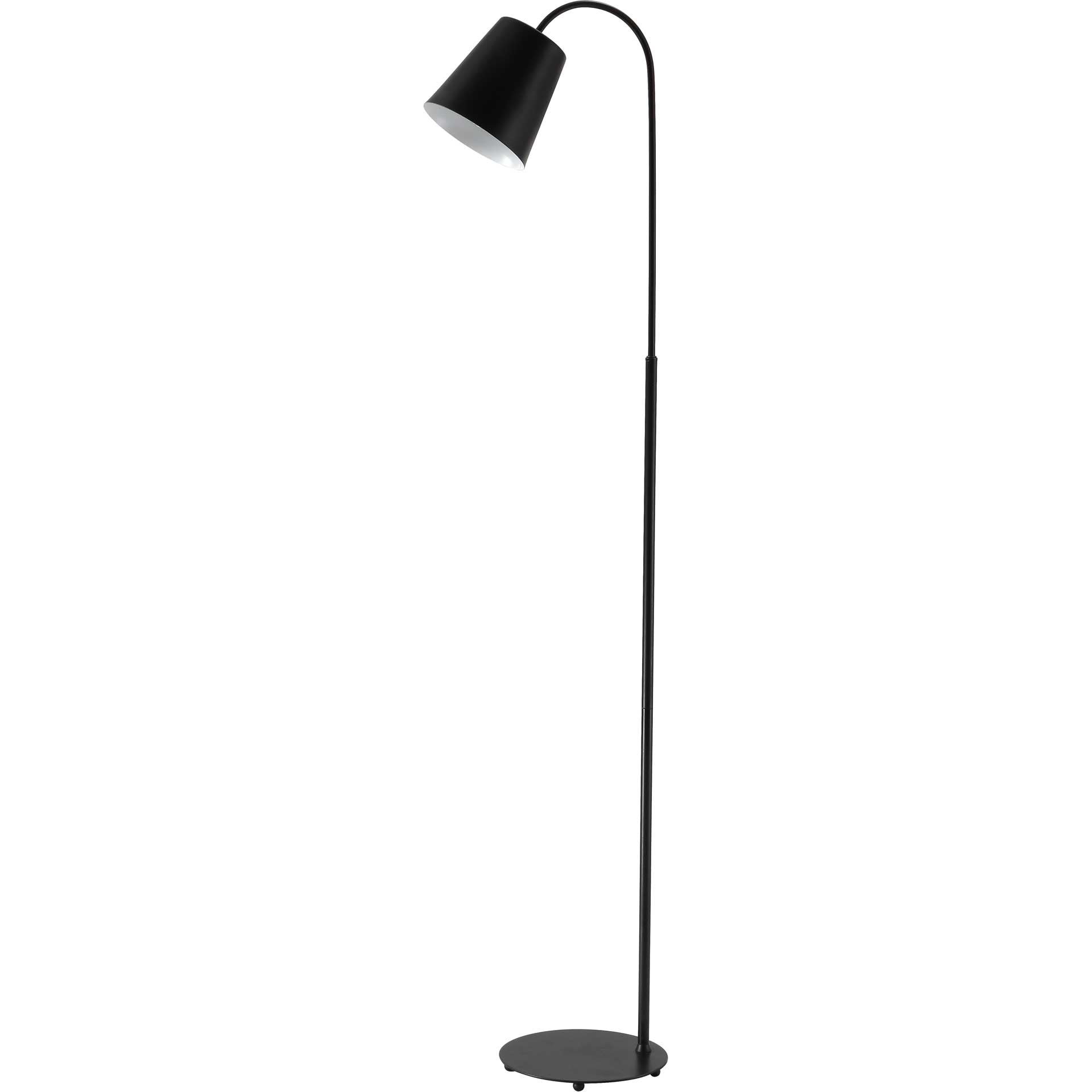 Tov Floor Lamp Black