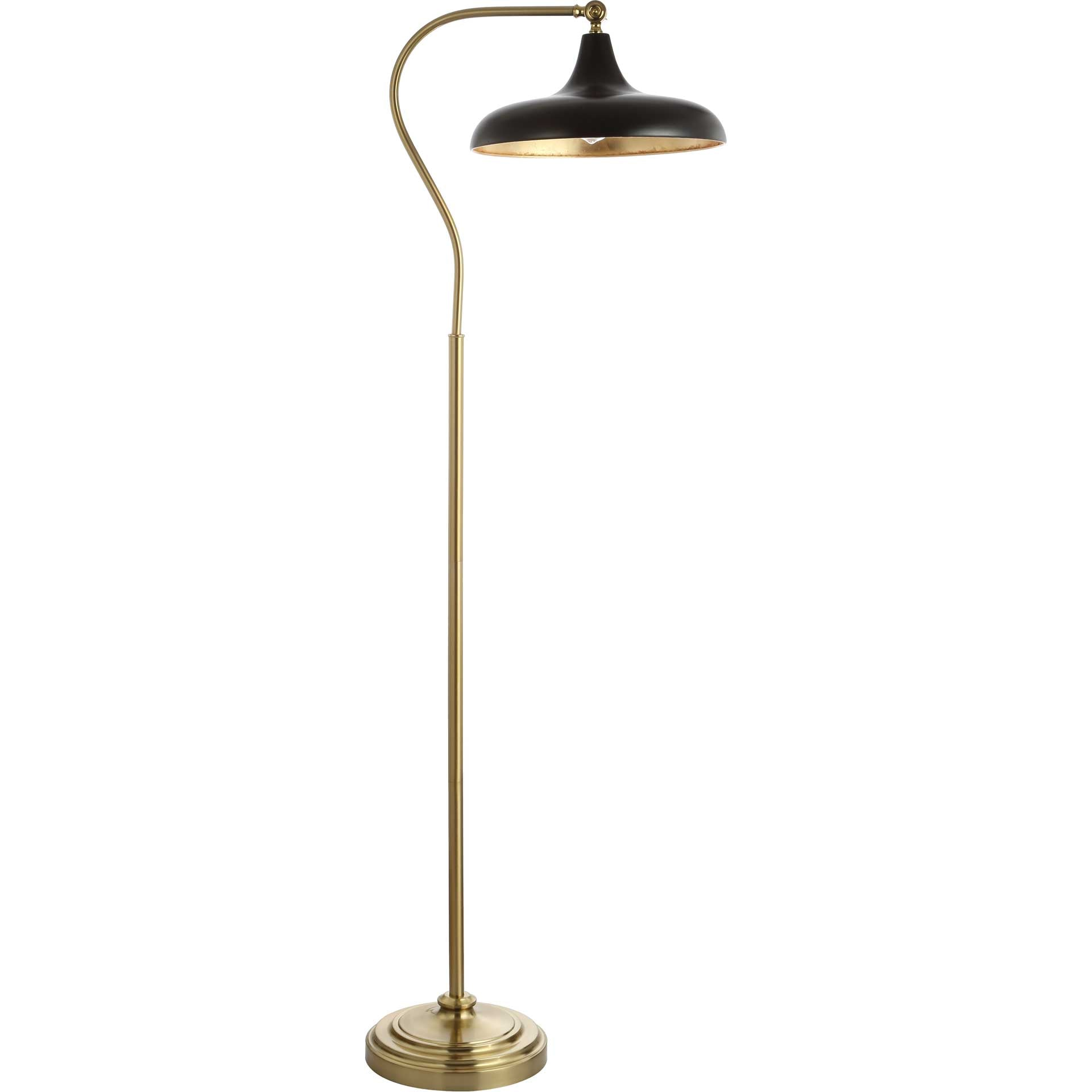 Stratum Floor Lamp Brass/Gold