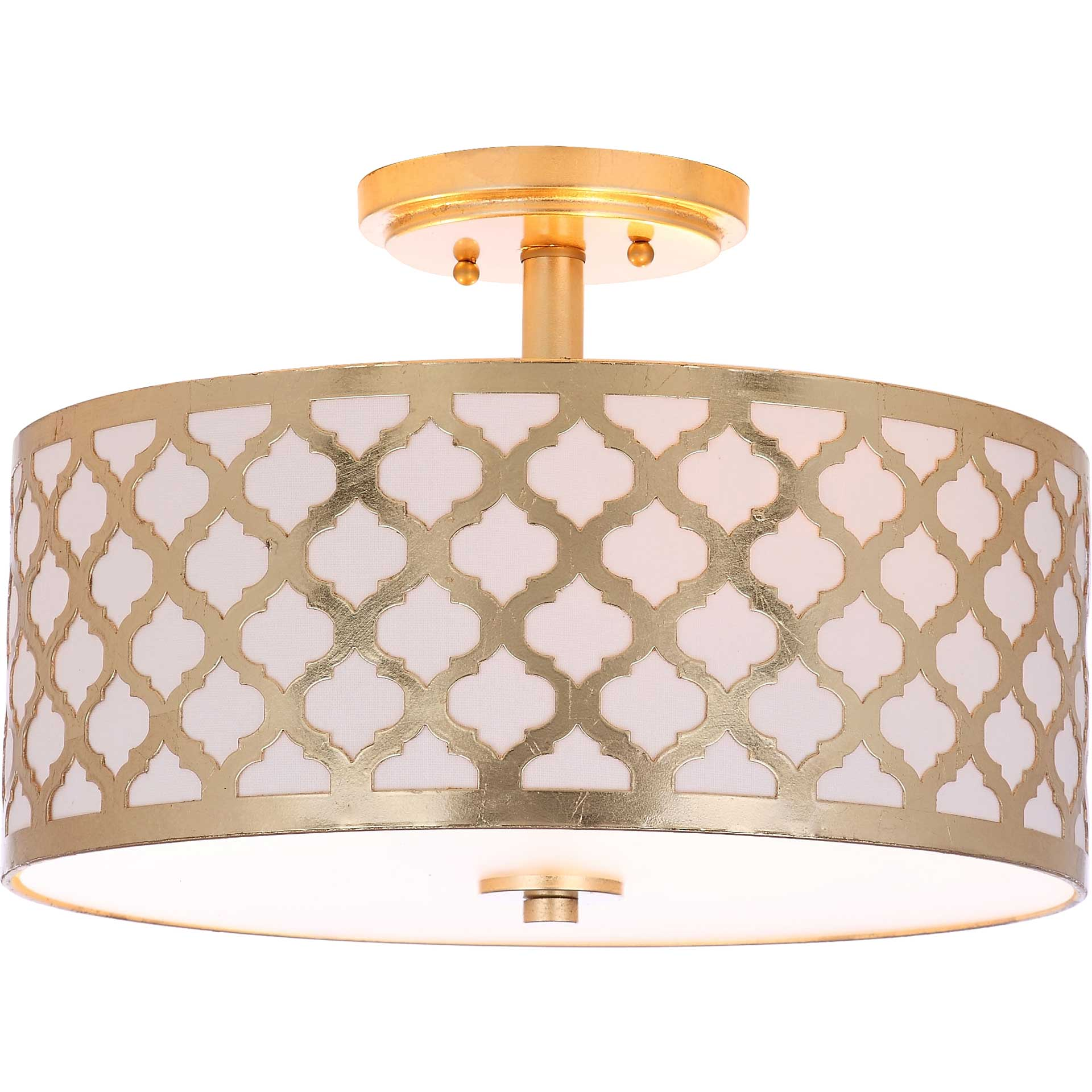 Kolten Gold Flush Mount Gold