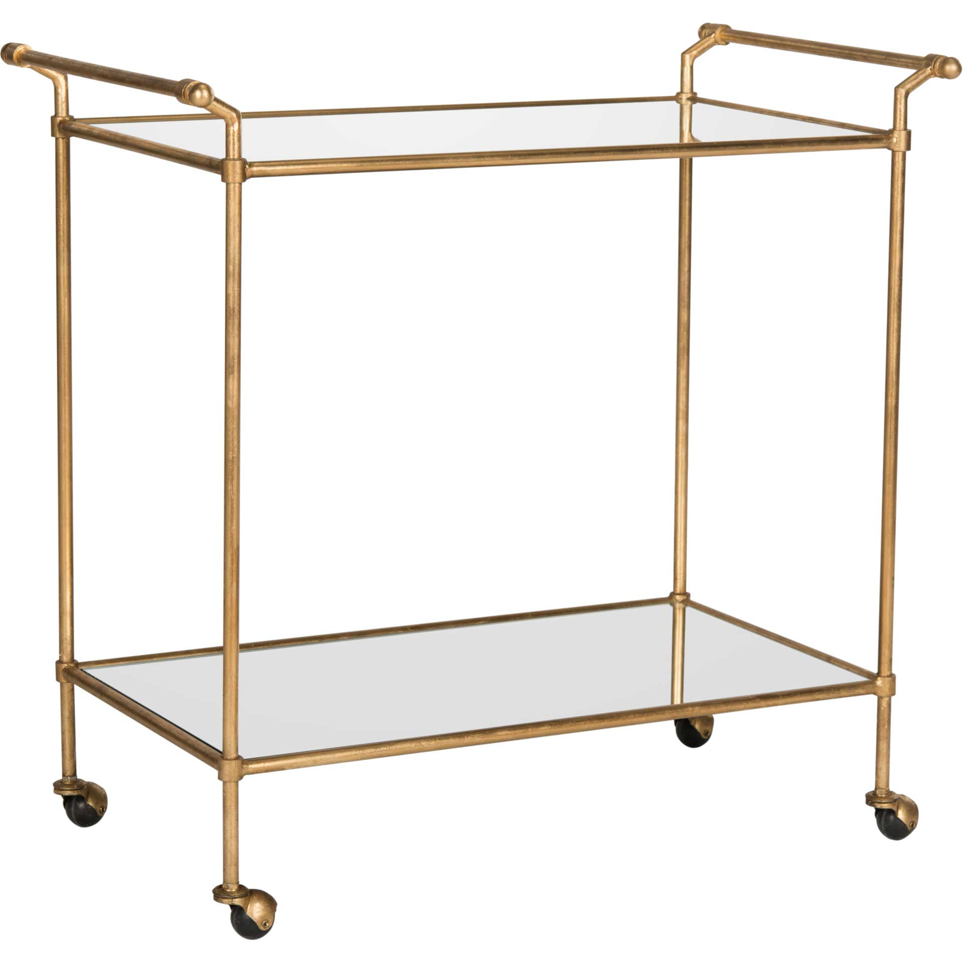 Felipe Bar Cart Gold
