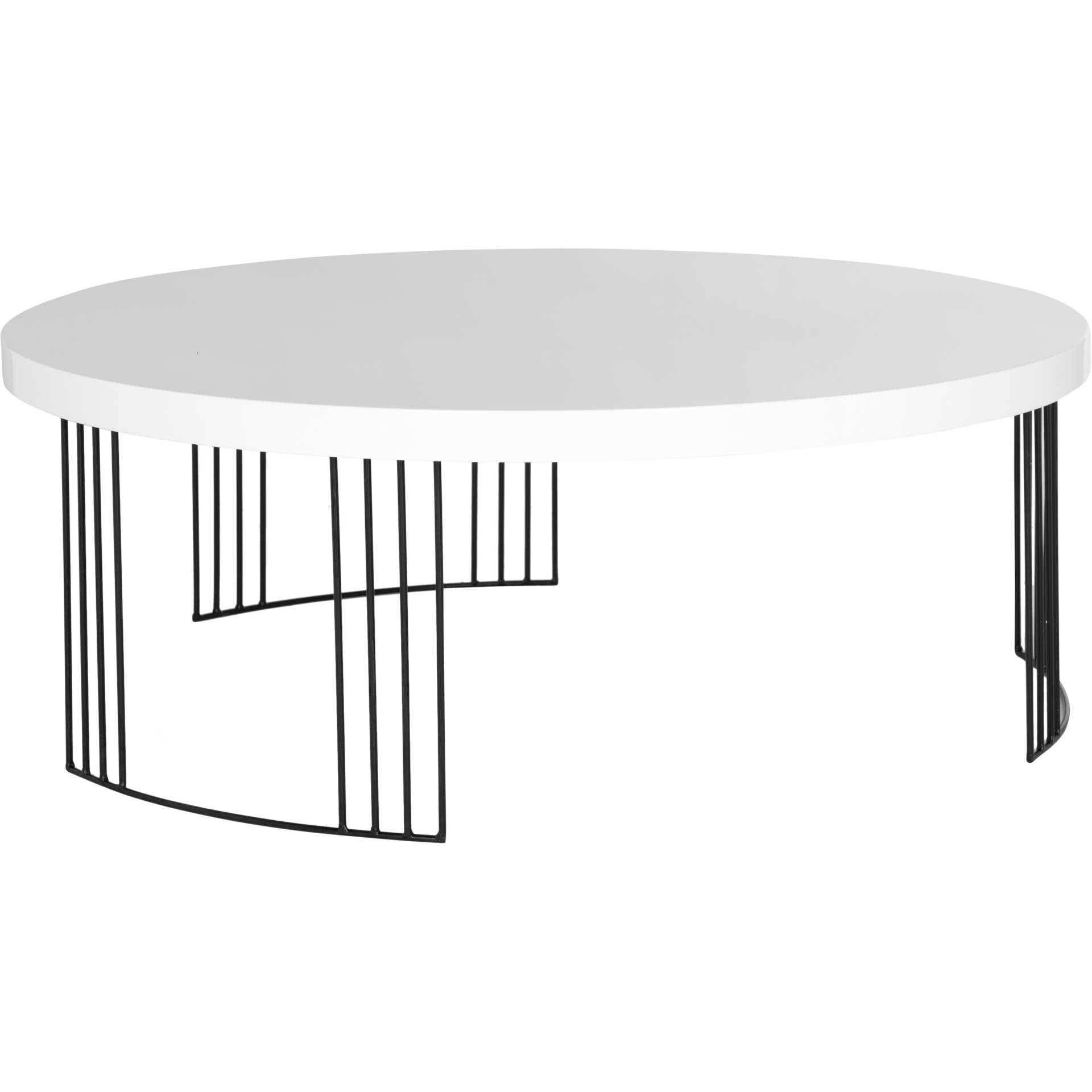 Keith Lacquer Coffee Table