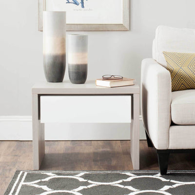 Johann One Drawer Side Table