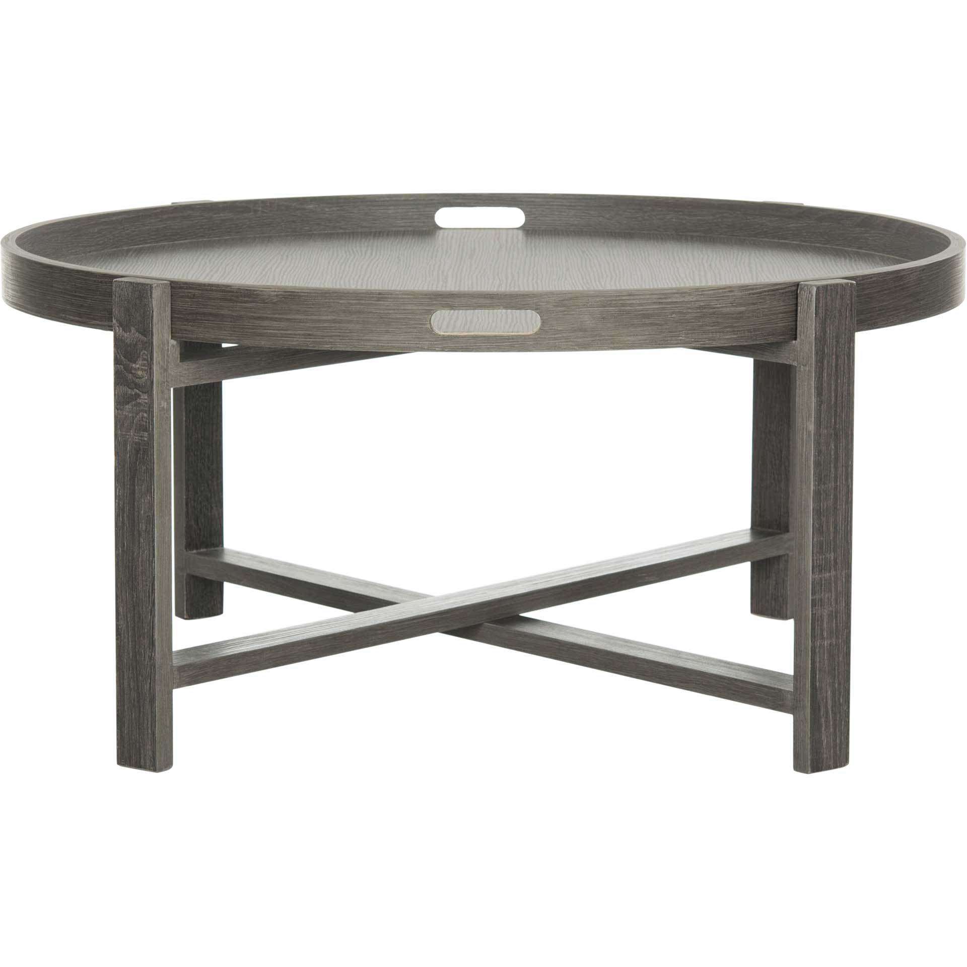 Cullen Wood Tray Top Coffee Table