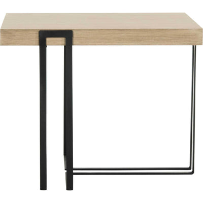 Pierre Wood End Table