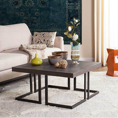 Amanda Wood Coffee Table