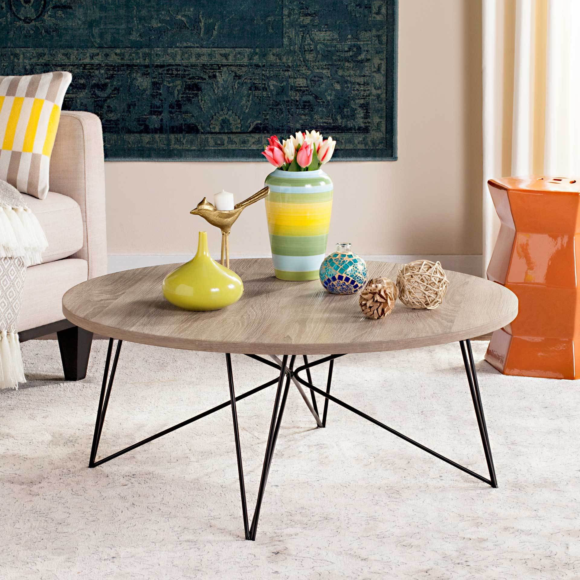 Marcos Wood Coffee Table