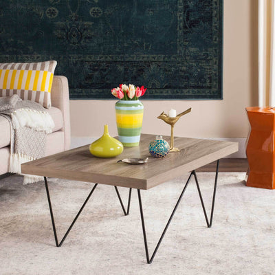Amy Wood Coffee Table