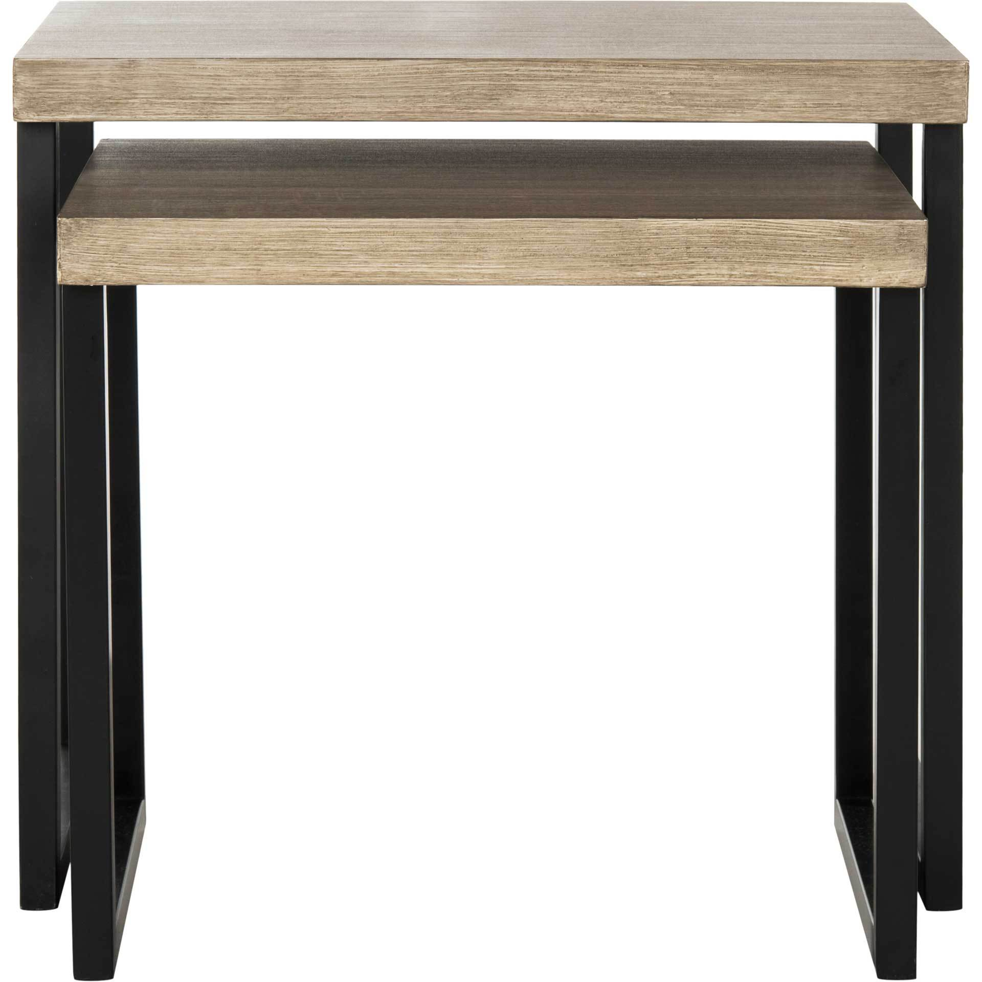 Felicity Nesting End Table