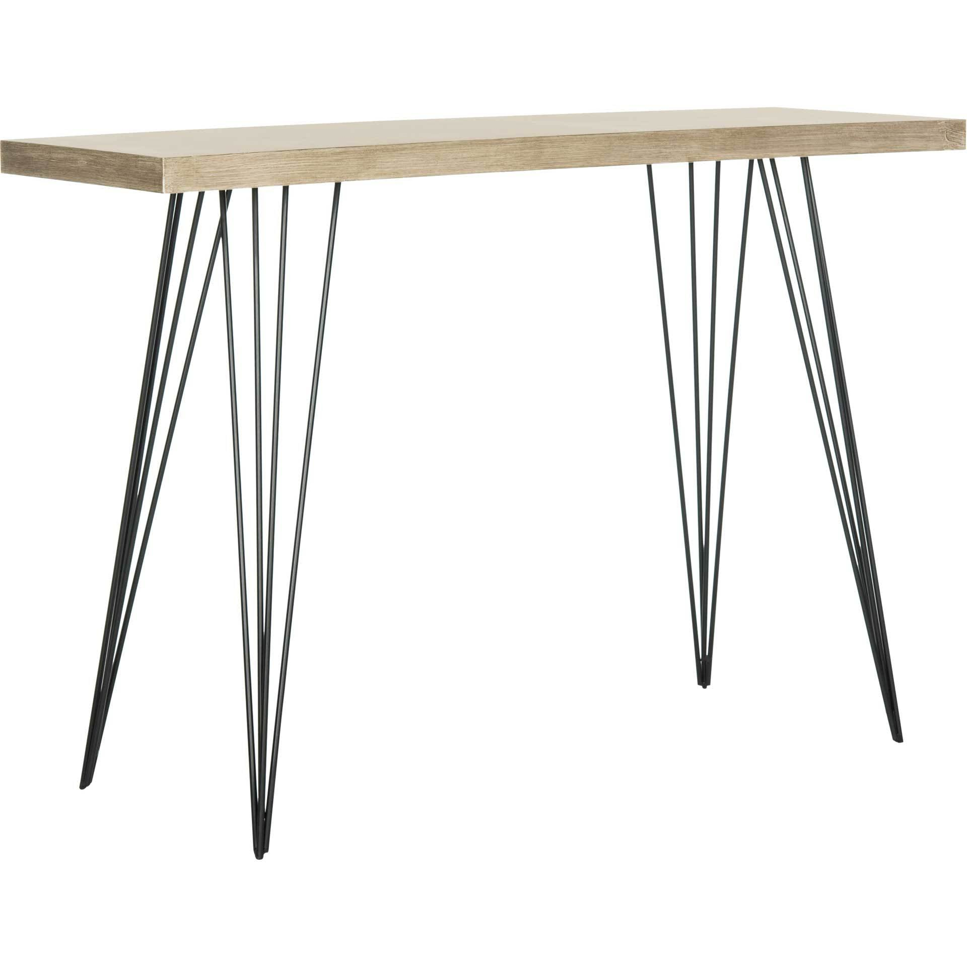 Ethan Wood Console