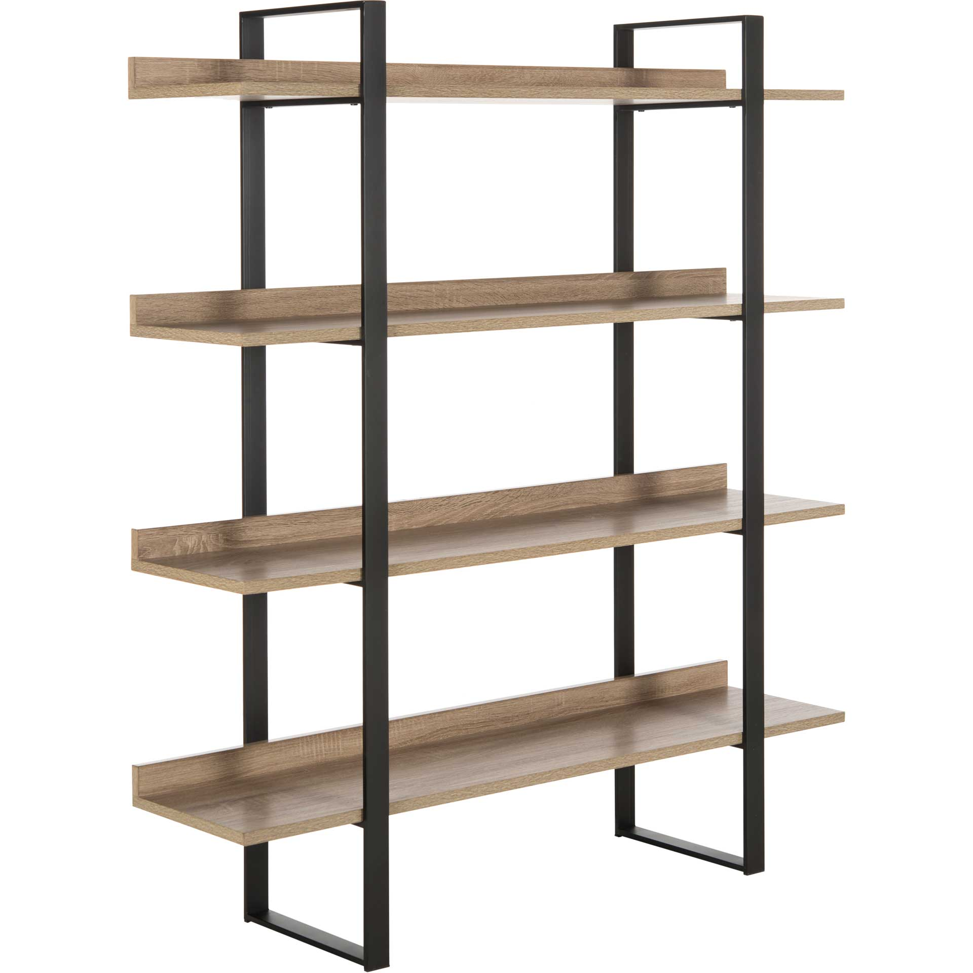 Meadowlark Etagere Oak/Black