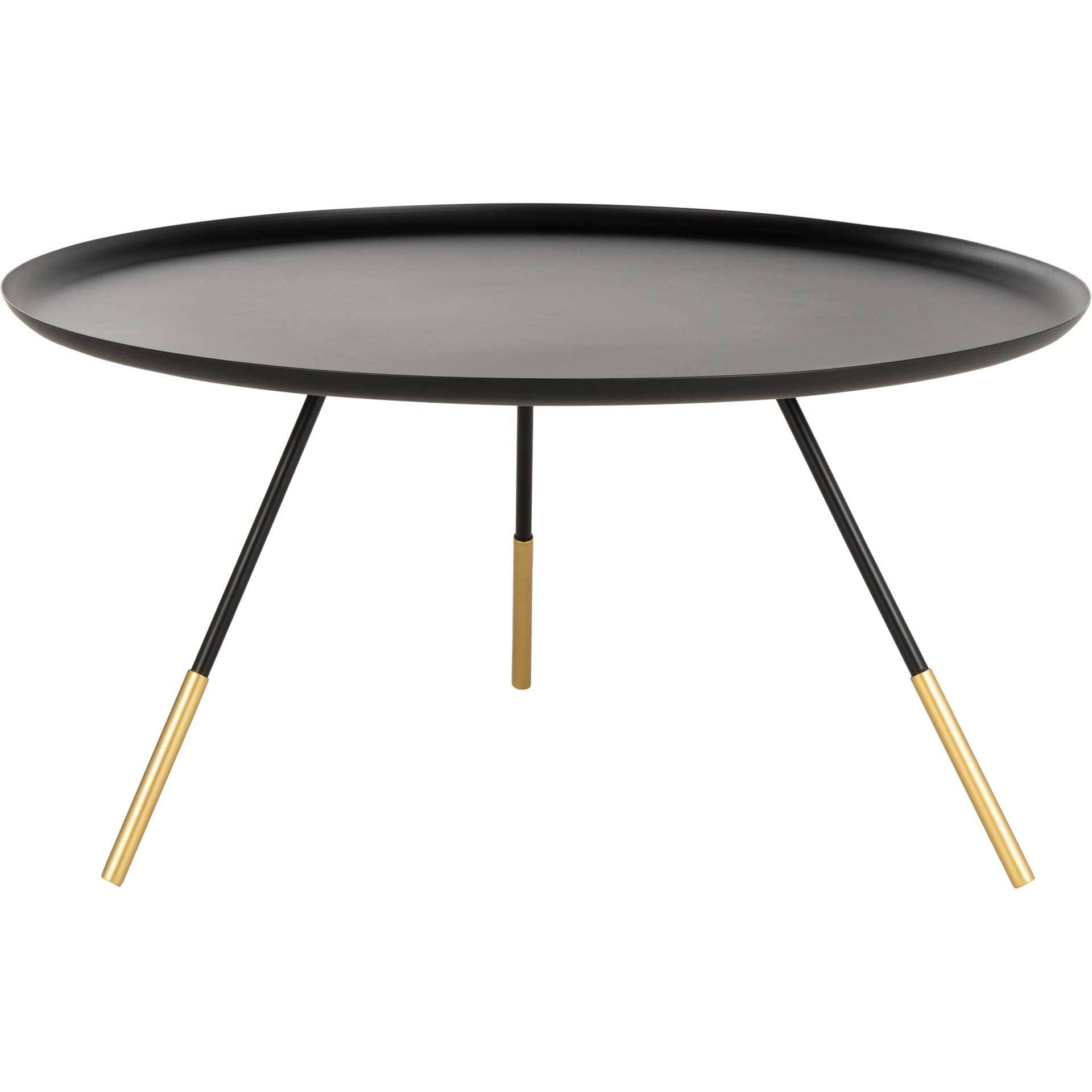 Orabella Coffee Table Black/Gold