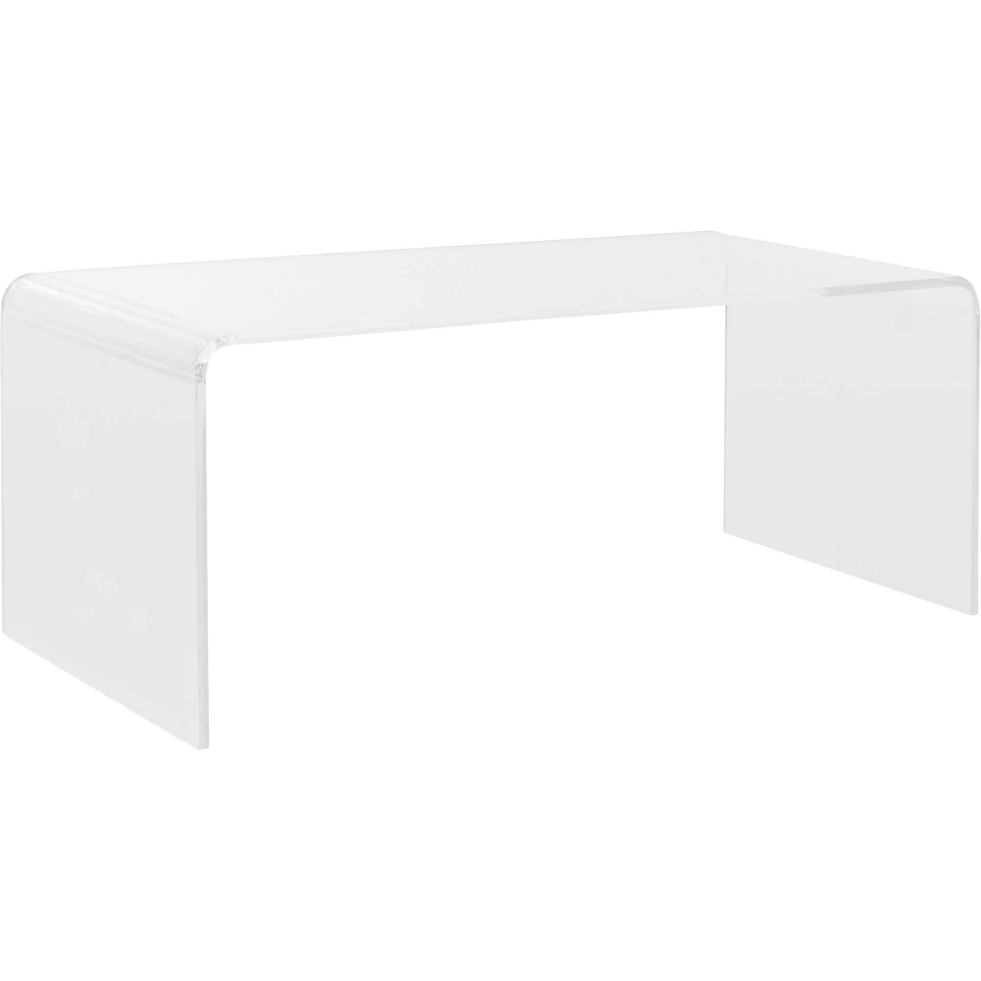 Atticus Acrylic Coffee Table