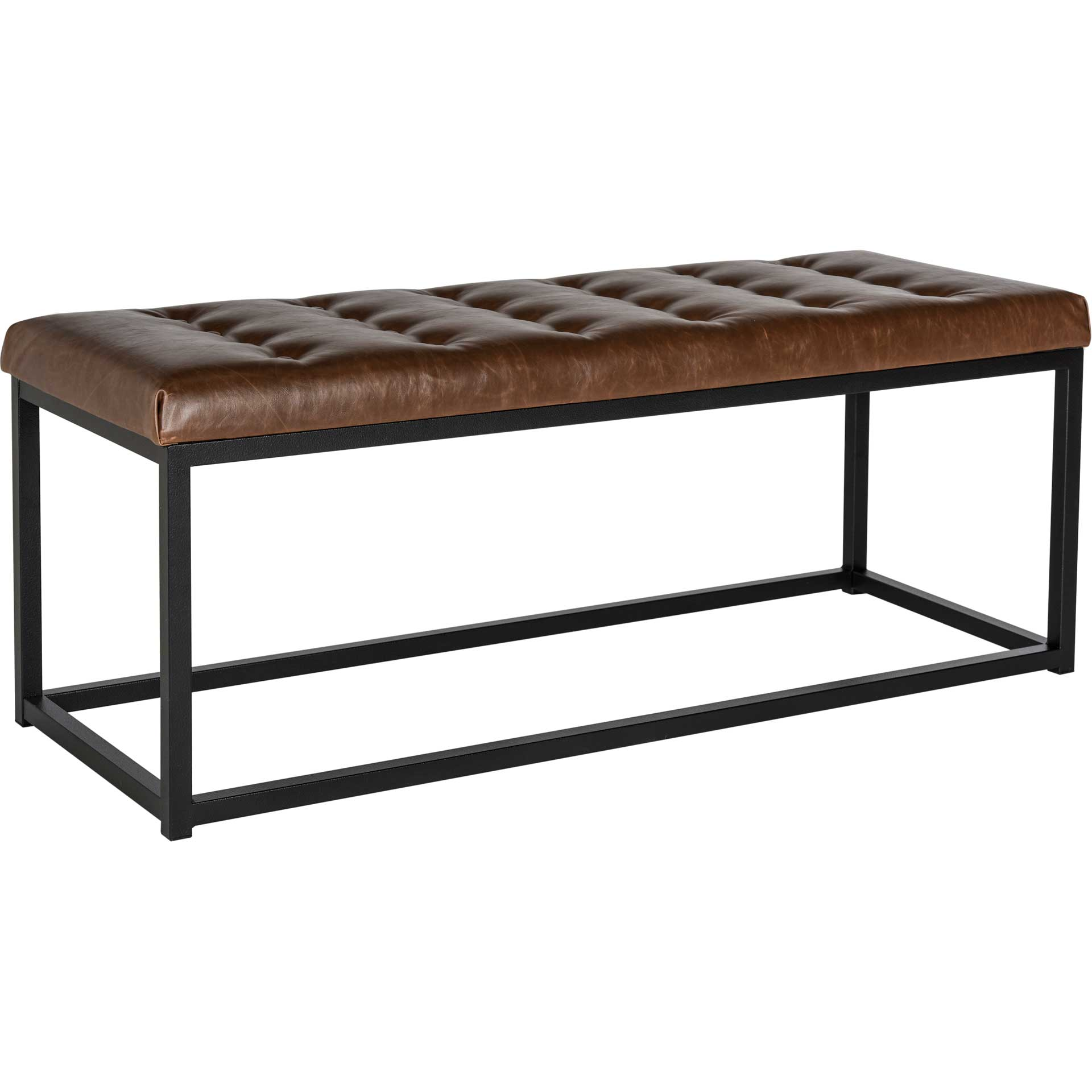Reynolds Bench Brown/Black