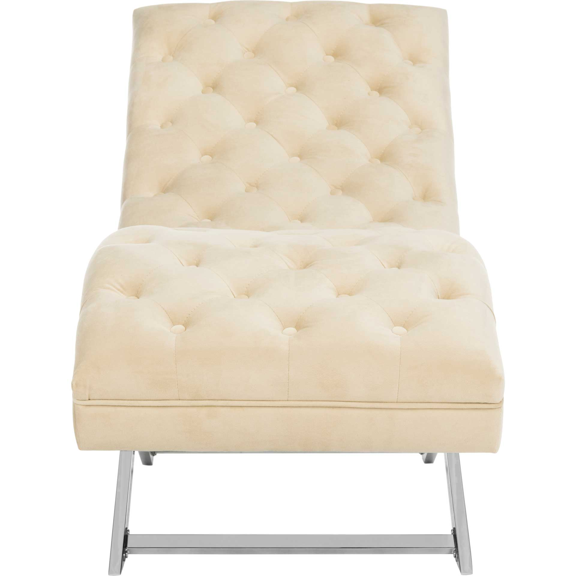 Morph Chaise With Headrest Pillow Beige