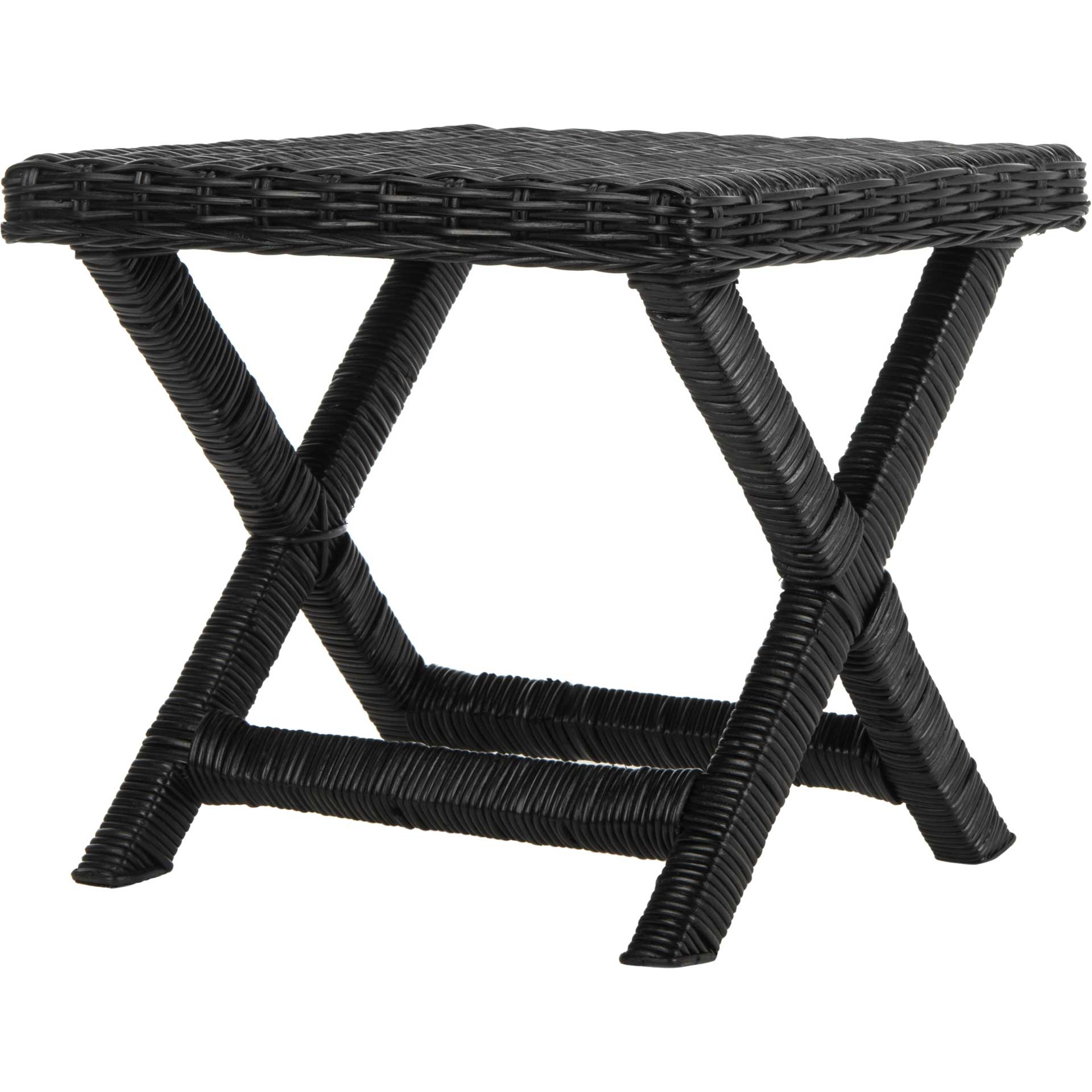 Makenna Bench Black