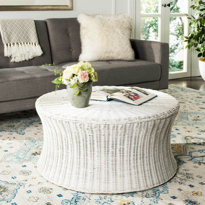 Russell Coffee Table White