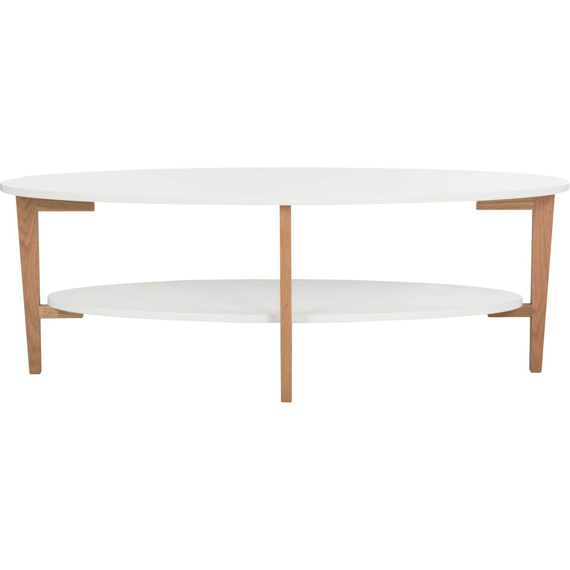 Wolcott Oval Coffee Table