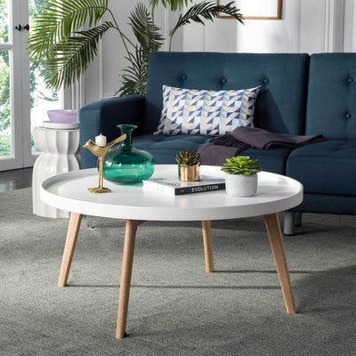 Ruby Round Coffee Table