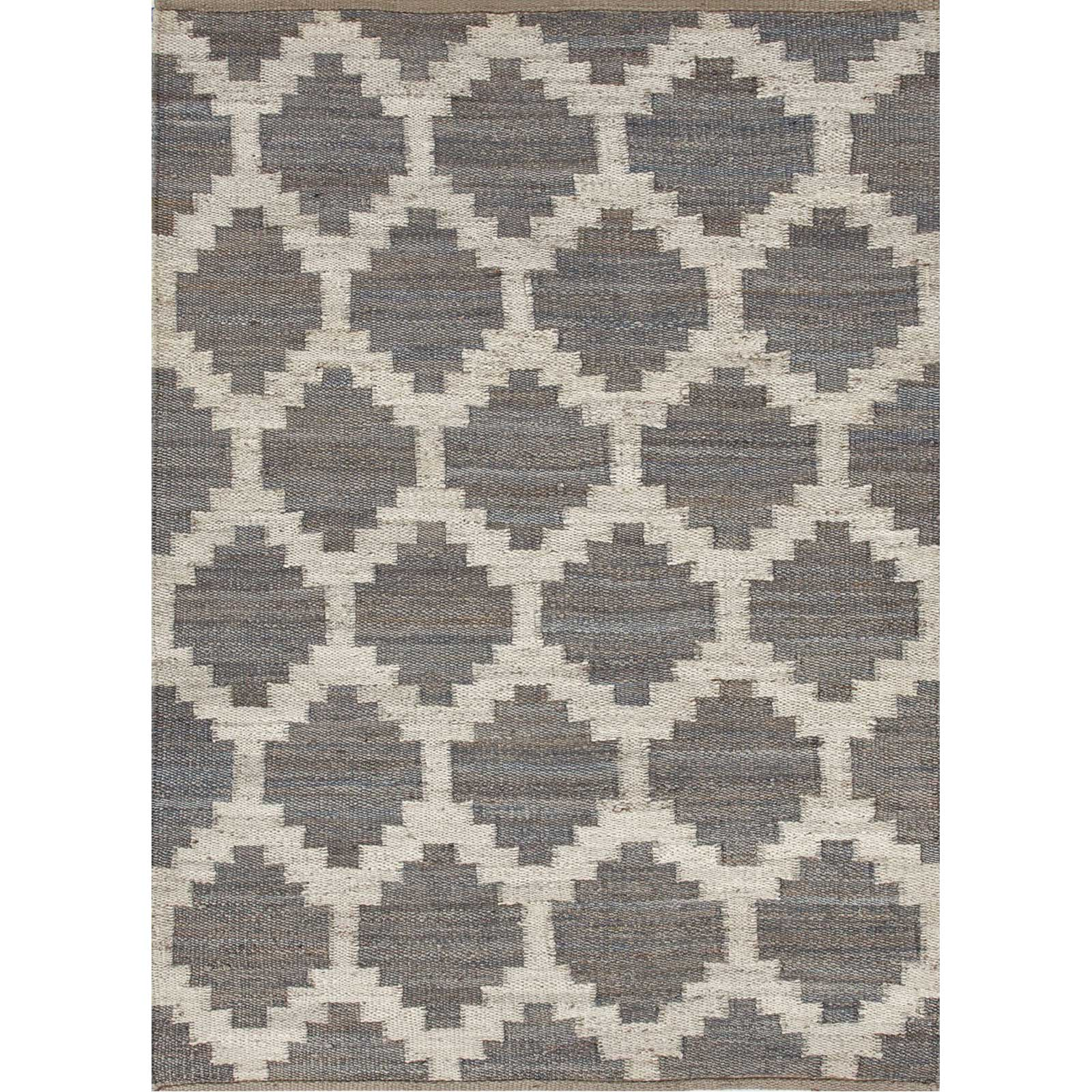 Feza Souk Medium Gray Area Rug