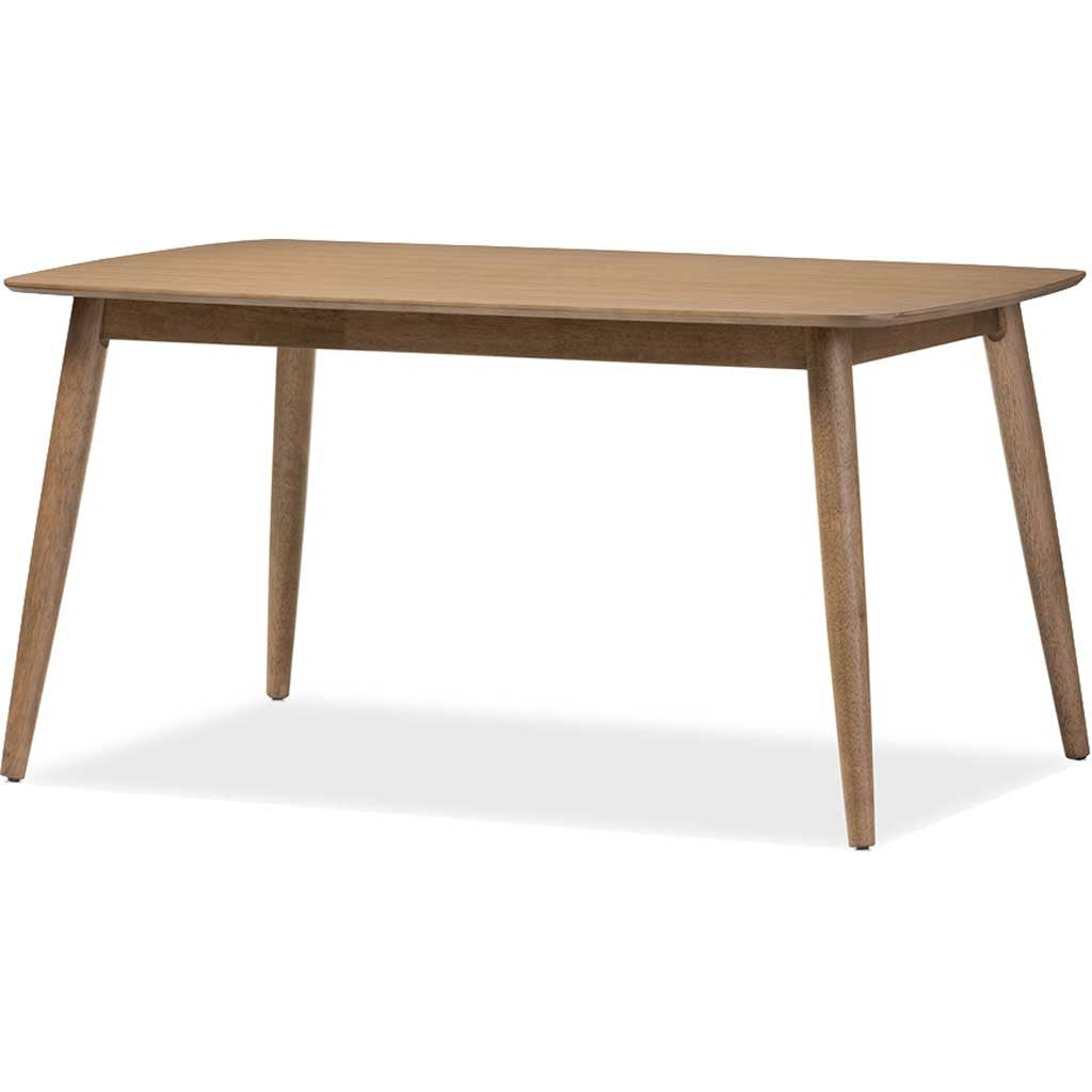 Floyd Dining Table Light Brown