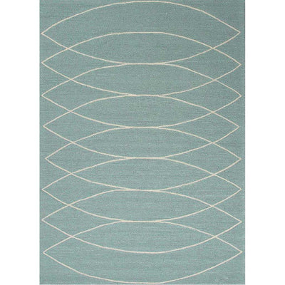 Grant Canoe Light Denim Area Rug