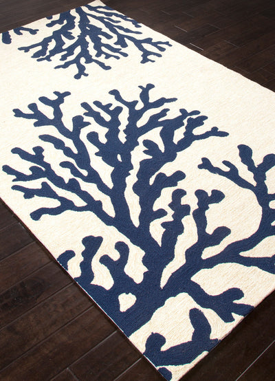 Grant Bough Out White Area Rug