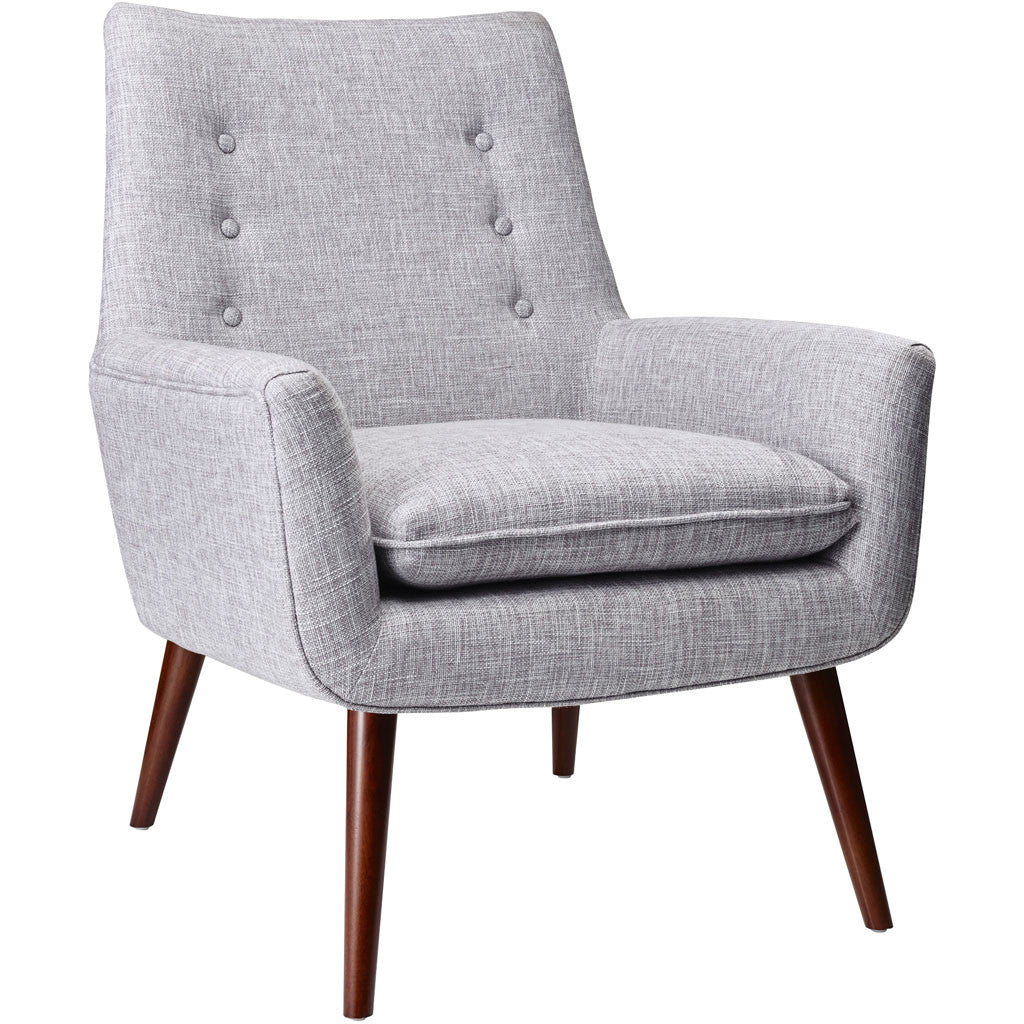 Adrian Chair Light Gray