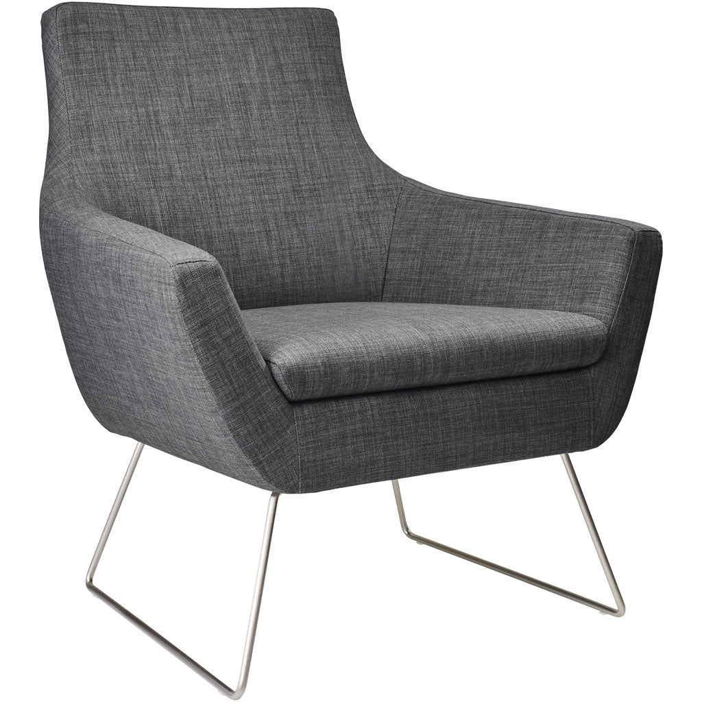 Karava Chair Charcoal Gray