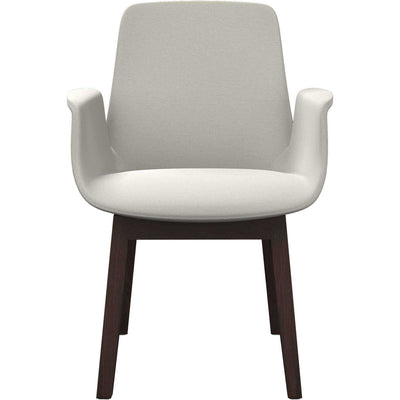 Mercer Dining Arm Chair Silver Birch