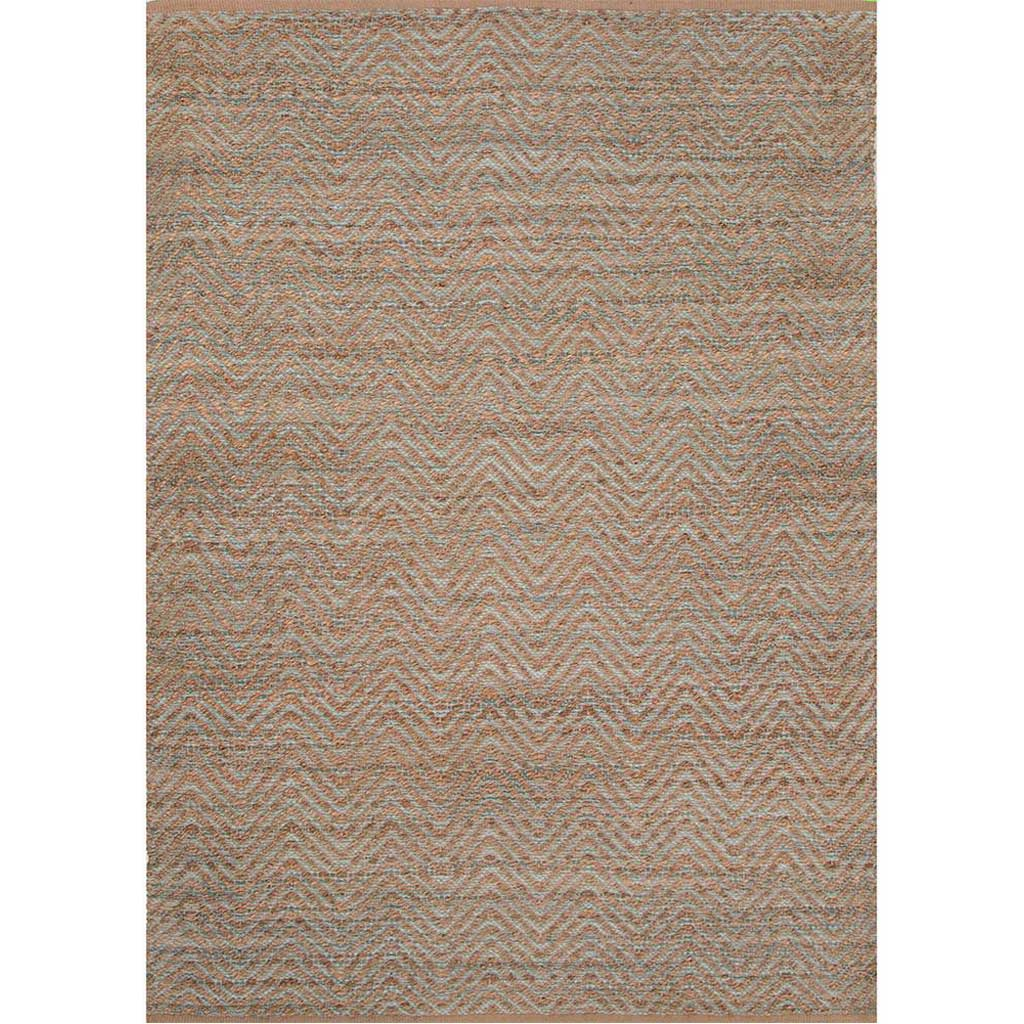Himalaya Reap Candied Ginger/Frosty Green Area Rug