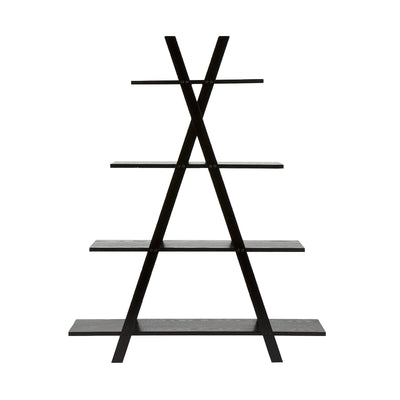 Cross Etagere Black