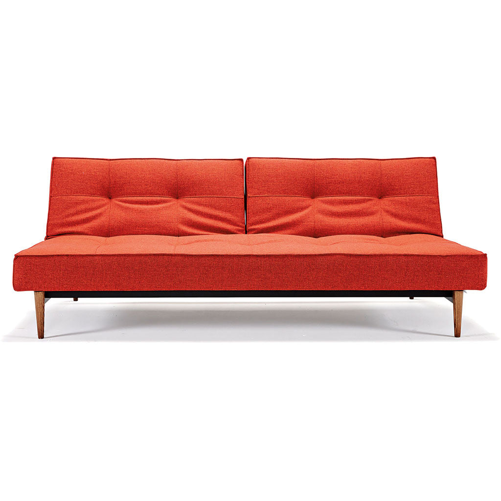 Stockholm Sofa Burnt Orange