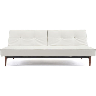 Stockholm Sofa White Leather